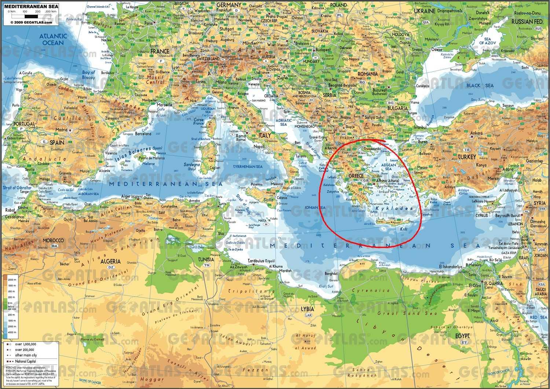 Mediterranean: Greece